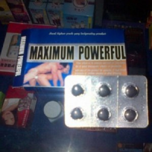 Obat Kuat Maximum Powerfull
