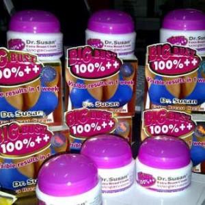 Obat Pembesar Payudara Dr Susan Cream
