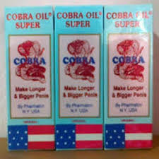 minyak cobra oil USA
