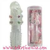 Kondom Silikon Badak Mutiara