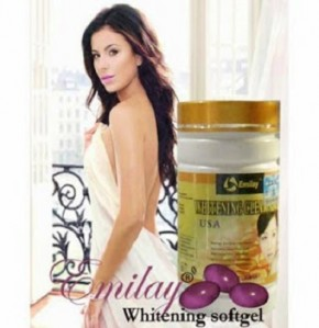 Emilay Whitening Softgel