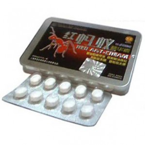 Obat Kuat Red Ant Strong