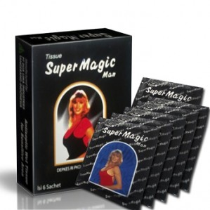Tissue Super Power Magic